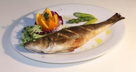 Летние блюда из рыбы