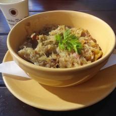 Рецепт немецкой закуски «Бигос» к пиву