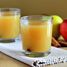Рецепт сидра (вина из яблок)