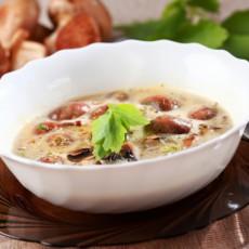 Рецепт супа из рыжиков в молоке Душник