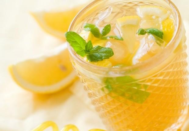 Рецепт лимонада в мультиварке