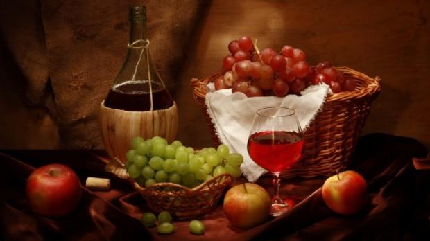 Рецепт виноградной наливки