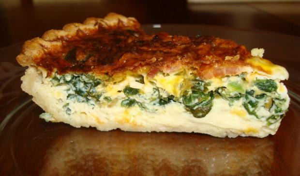 Рецепт пирога с гибами и шалфеем