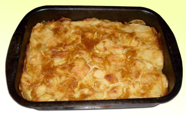 Картошка под майонезом в духовке рецепт пошагово