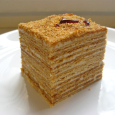 Медовик торт рецепт