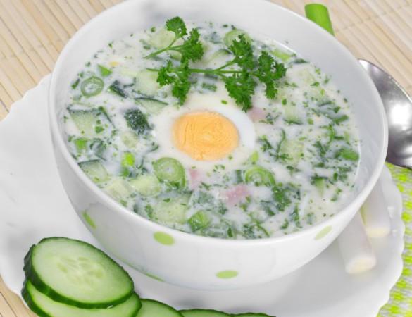 рецепт супа из щавеля свежего рецепты