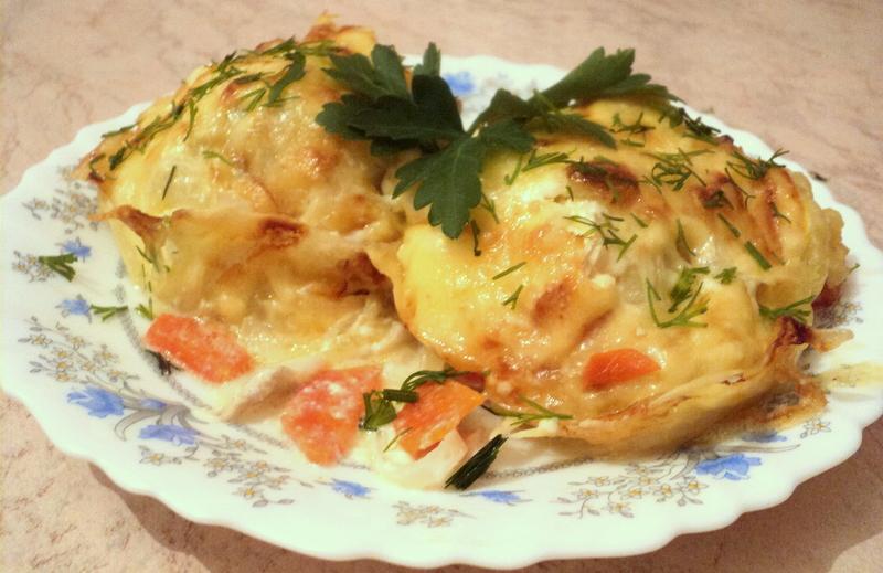 рыба нототения рецепты приготовления в духовке с картошкой