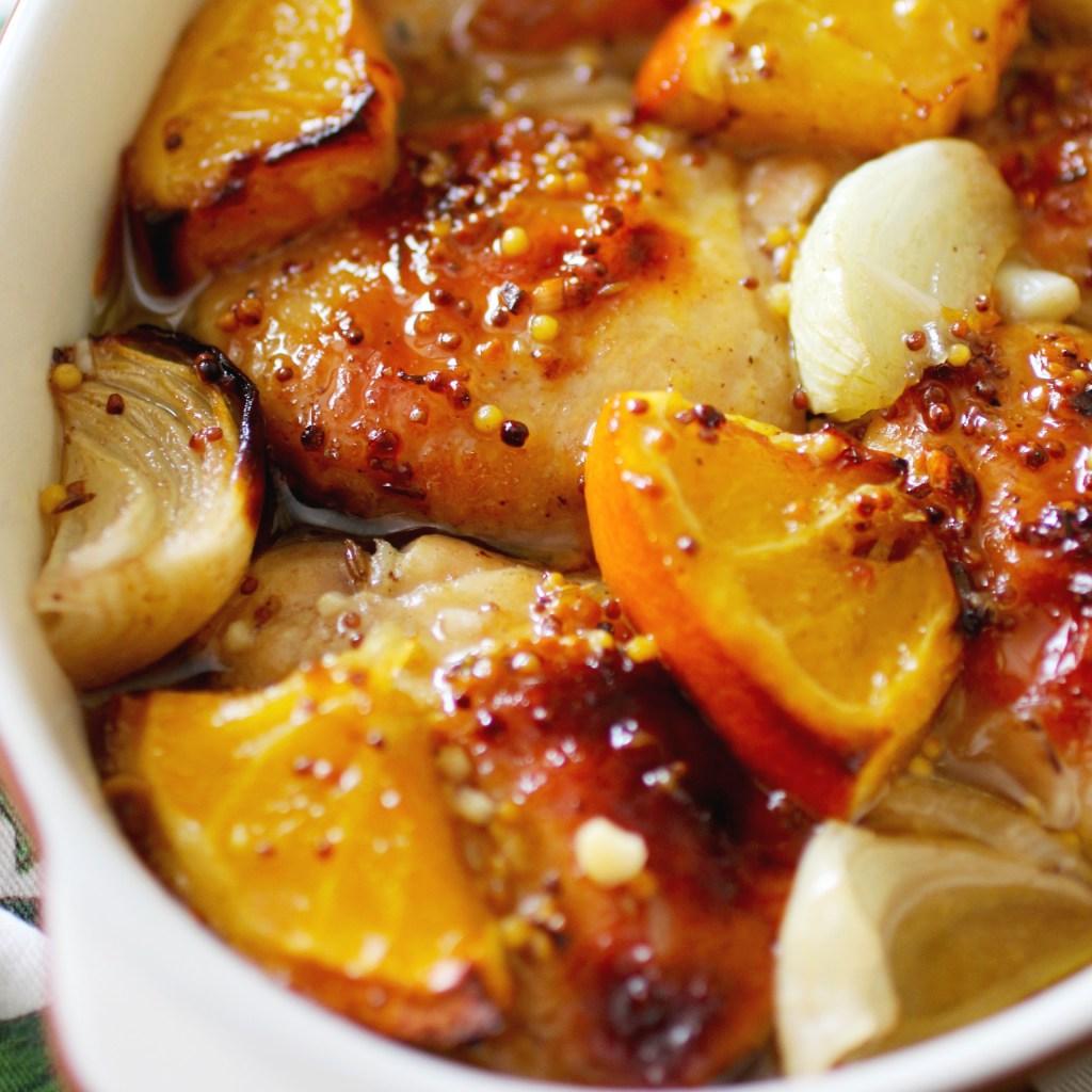 Горчичный соус для курицы рецепт пошагово