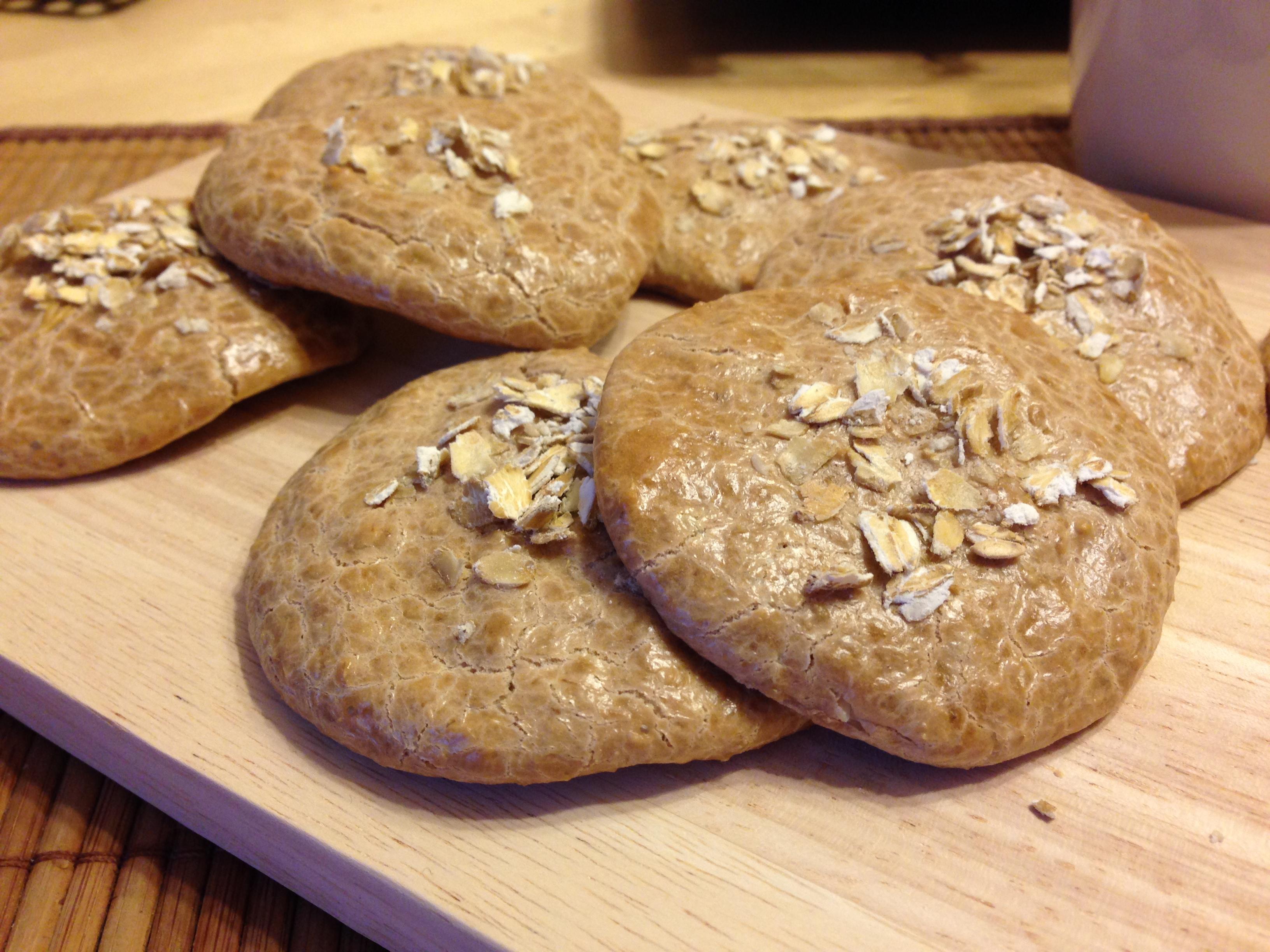 рецепты овсяного печенья по дюкану