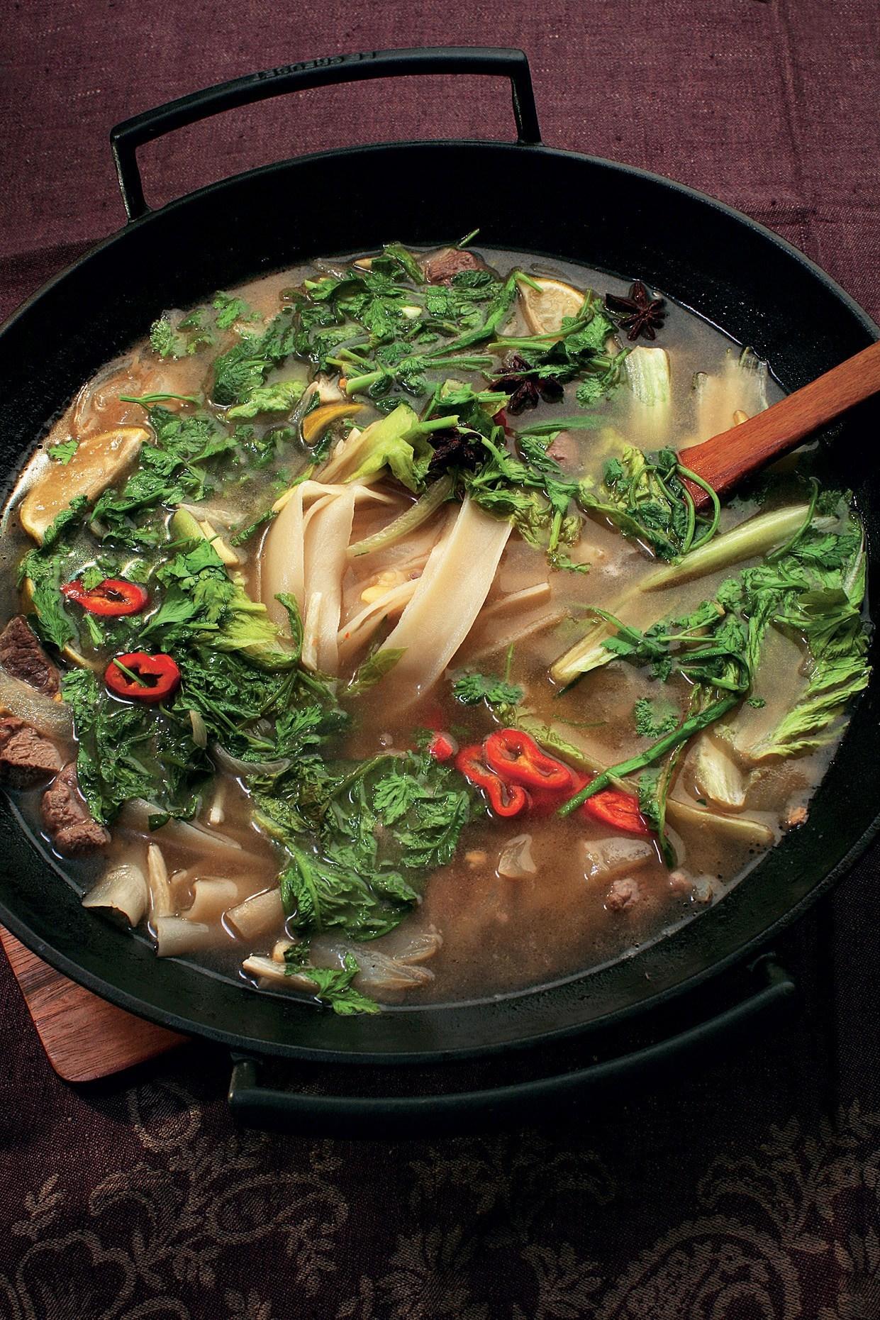 Суп лапша с бараниной рецепт с фото пошагово