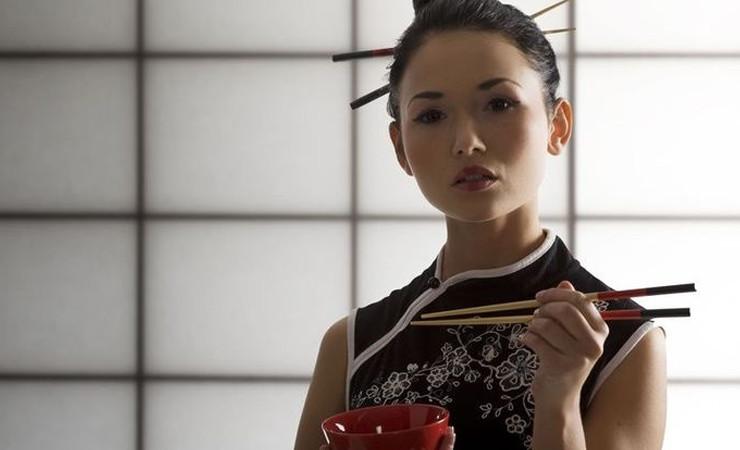 Японская система похудения гейши