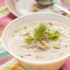 Балийский суп из стручковой фасоли