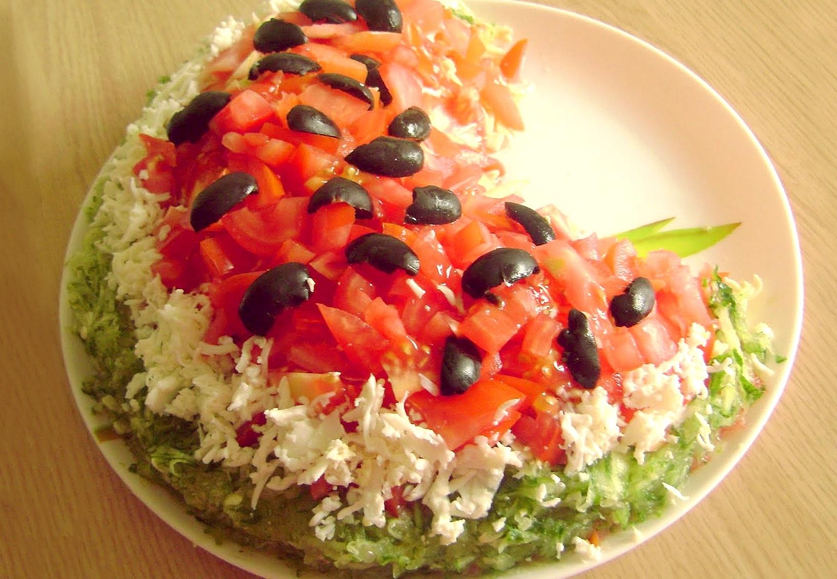 цього рецепты салатов на день рождение с картинками сына