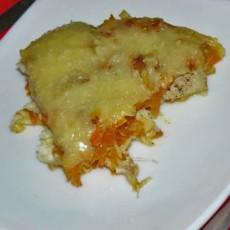 Рыба под сыром в духовке