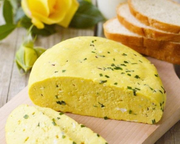 Рецепт сыра в домашних условиях из молока сметаны и яйца