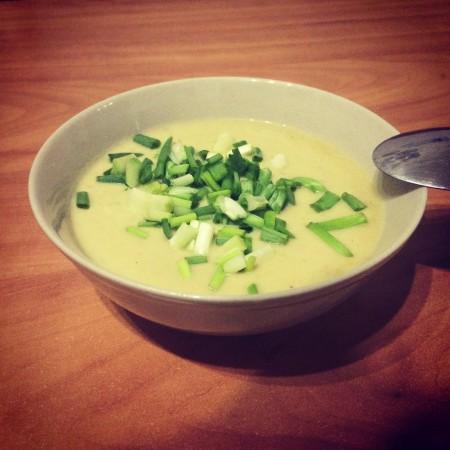 Суп вишисауз