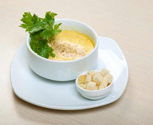 Испанский луковый суп