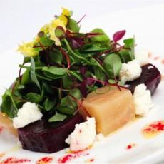 Салат из свеклы по - итальянски