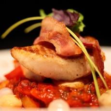 Рыба с овощами по‑провански