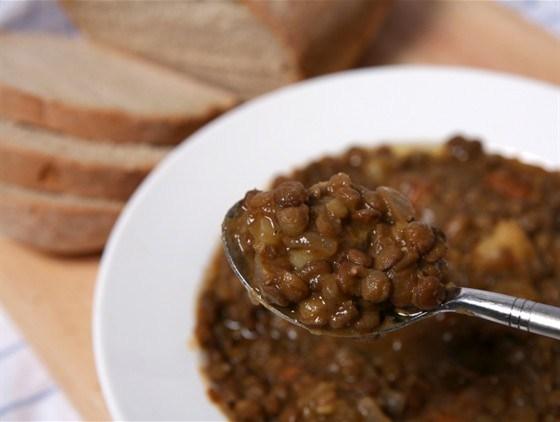 Воспи апур (суп с чечевицей)