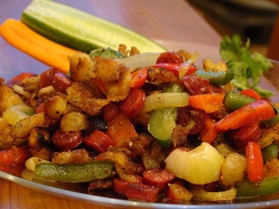 Фото и рецепты блюд для сыроедов