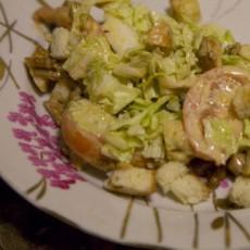 Андалузский салат с китайской капустой
