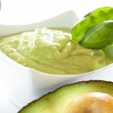 Соус из авокадо к рыбе