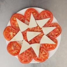 Кипрская закуска из помидоров