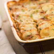 Запеченный картофель по‑французски (La kartofel')