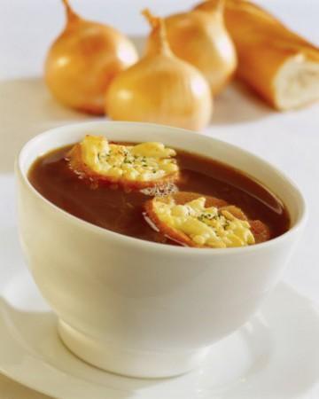 Луковый суп в интерпретации Луи Диа