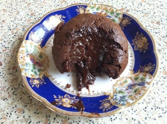 Горячий шоколадный пай