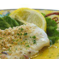 Легкий лимонно-винный маринад для рыбы и курицы