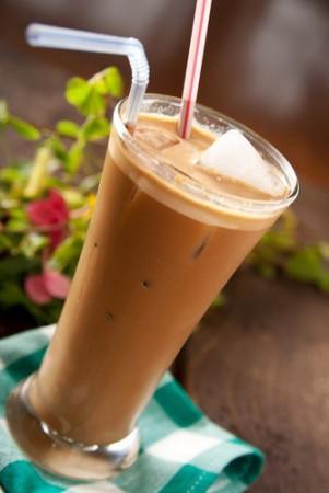 Ледяной кофе по‑гречески