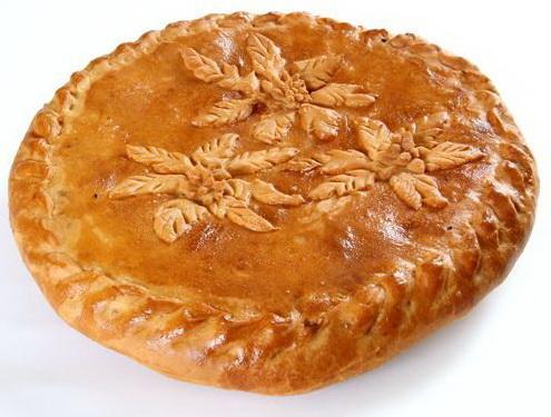 85328711 Pirog s myasom - Закрытый пирог с мясом