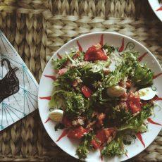 Салат с тунцом по‑провански