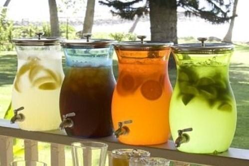 Рецепты лимонада