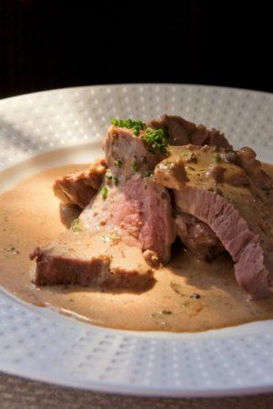 Сливочно-мясной соус