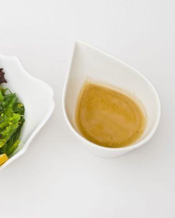 Арахисово-имбирный соус к овощам