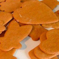 Простое медовое печенье «Золушка»
