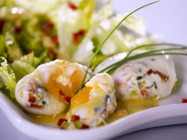 Яйца по-болгарски