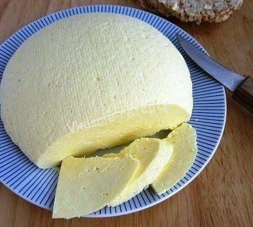 Вареный сыр