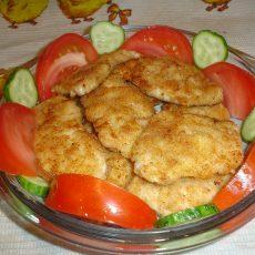Медальоны из курицы